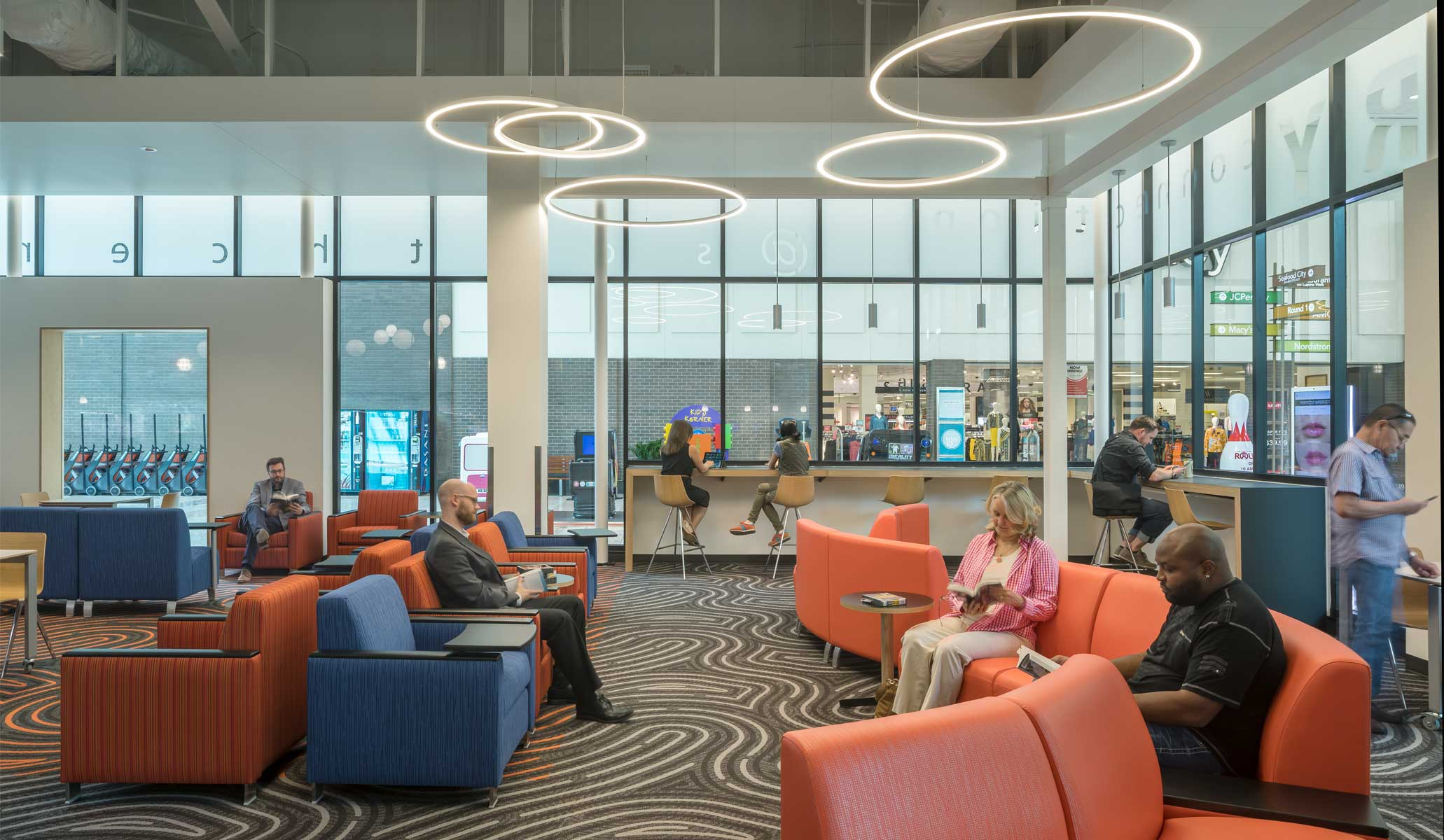 Southcenter Library